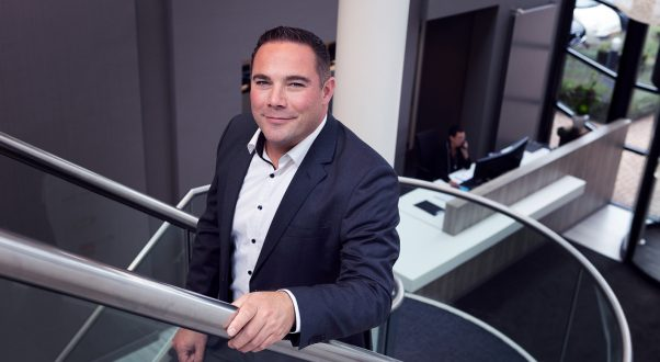 Menno Flantua, Manager Master Data Management & Inkoop Support