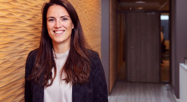 Lonneke Swanenberg, Manager Finance