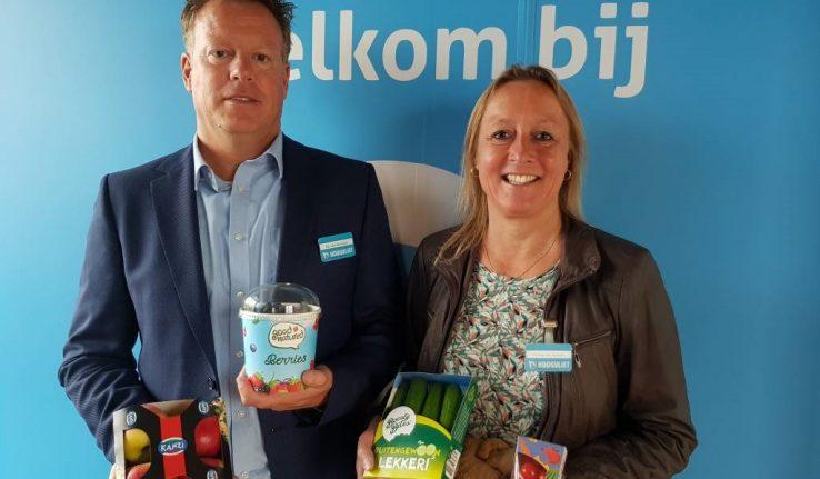 Marketing medewerkers Hoogvliet Van Kempen en Venrooij