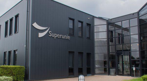 Kantoor Superunie in Beesd
